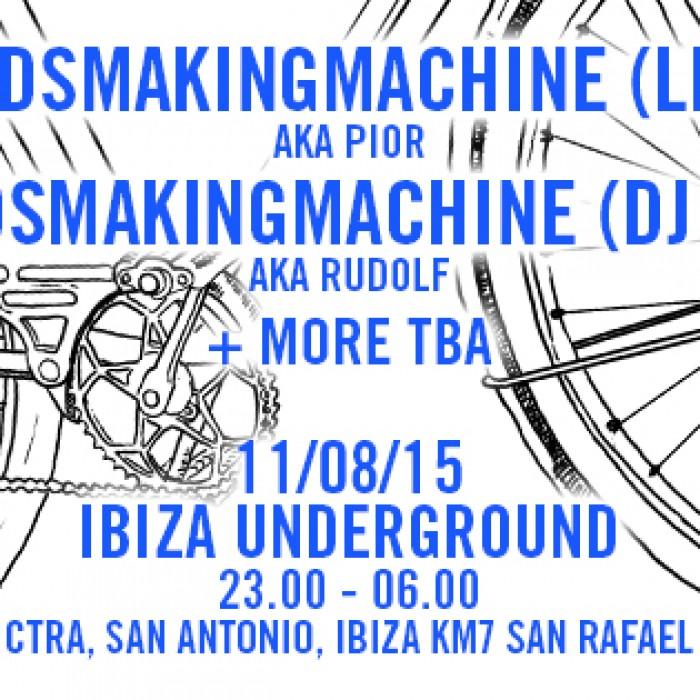 Half Baked @ Underground Ibiza – Pt. 1