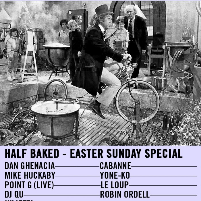 Half Baked Easter Sunday Special / HB008 Release Party – 27.03.16