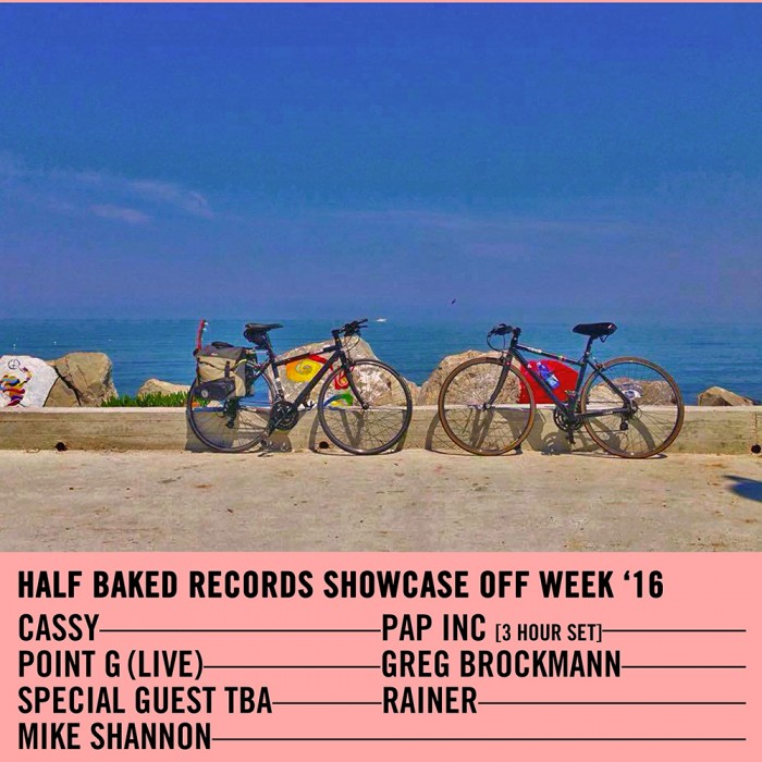 Half Baked Records Off Week Showcase – 16.06.16