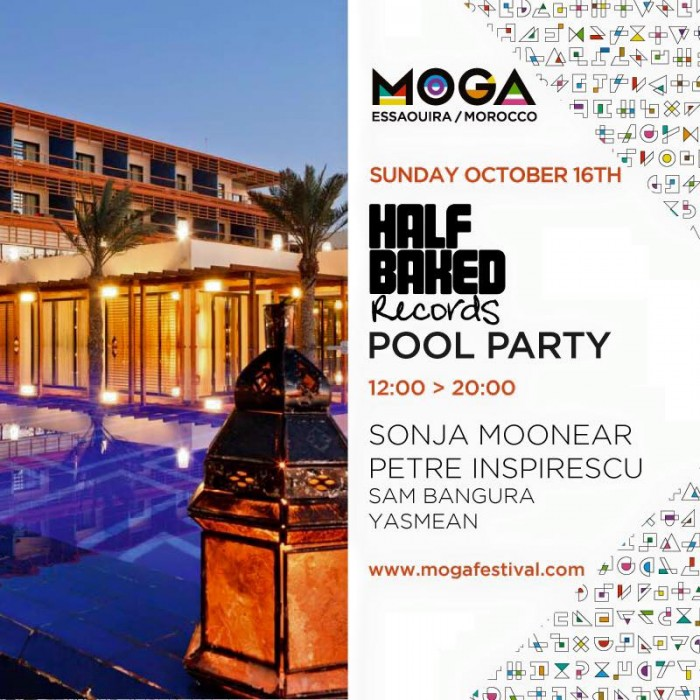 Half Baked Records Showcase @ MOGA Festival – 16.10.16
